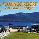 The Flamingo Resort on Lake George