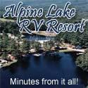 ALpine Lake Camping Resort