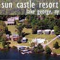 Sun Castle Resort On Lake George