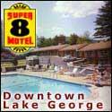 Super 8 Motel, Lake George New York