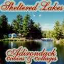 Sheltered Lakes Adirondack Cabins & Cottages