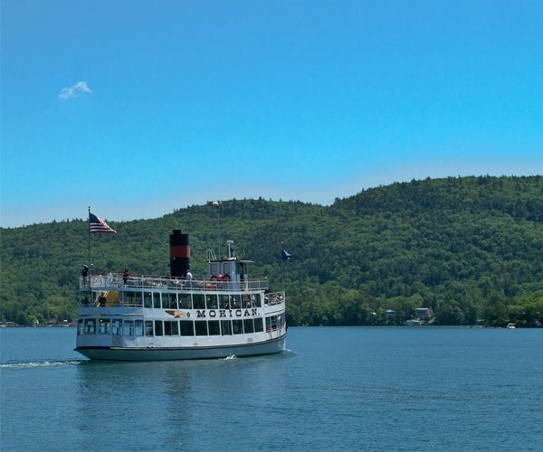 The Mohican on Lake George