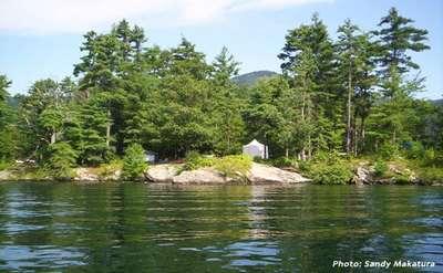 Glen Island Lake George Boat Rental