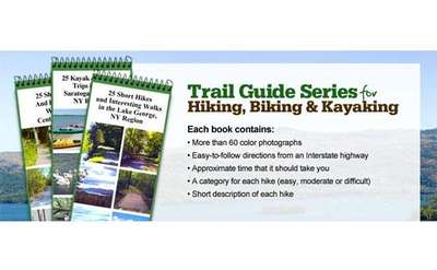 Common Man Books - Hiking, Biking & Kayaking Guides