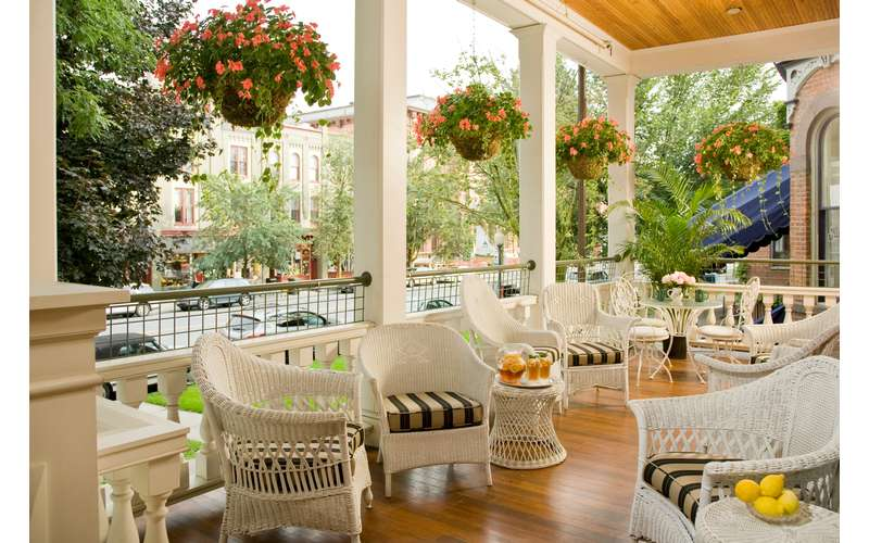 Saratoga Arms Boutique Hotel In Saratoga Springs An Award