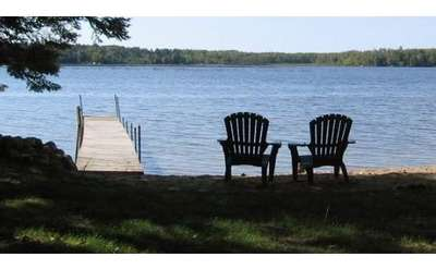 The Stone Lodge - Adirondack Vacation Rental on Loon Lake