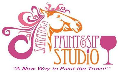 Saratoga Paint and Sip Studio