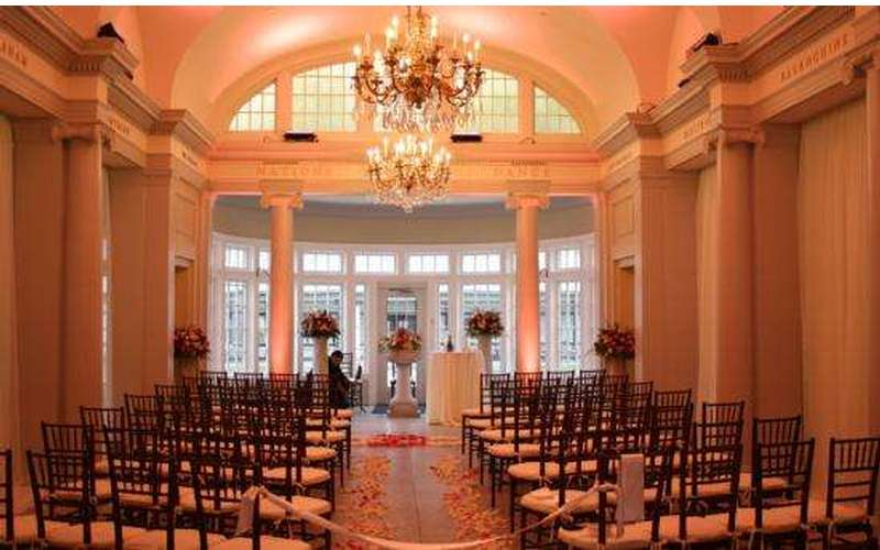 National Indoor Rv >> National Museum of Dance & Hall of Fame | Wedding Locations in Saratoga Springs, NY 12866