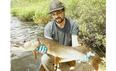 Fishing spots in the adirondacks go adirondack fishing for Trout fishing ny