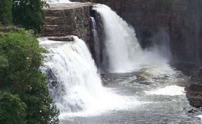 AuSable River Falls