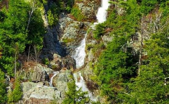 Roaring Brook Falls   Keene Valley, NY