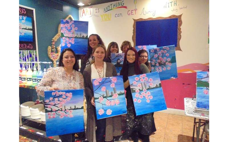Saratoga Paint And Sip Studio - Latham Location (4)