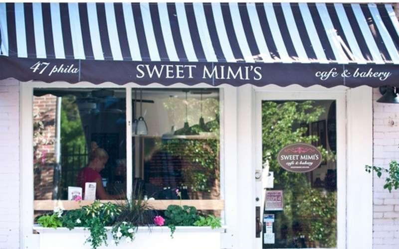 Sweet Mimi S Cafe Bakery Saratoga Springs Ny