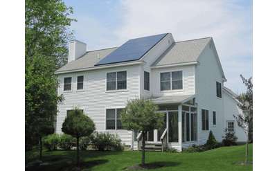 Install a solar power system at your house and say goodbye to those expensive monthly electric bills.