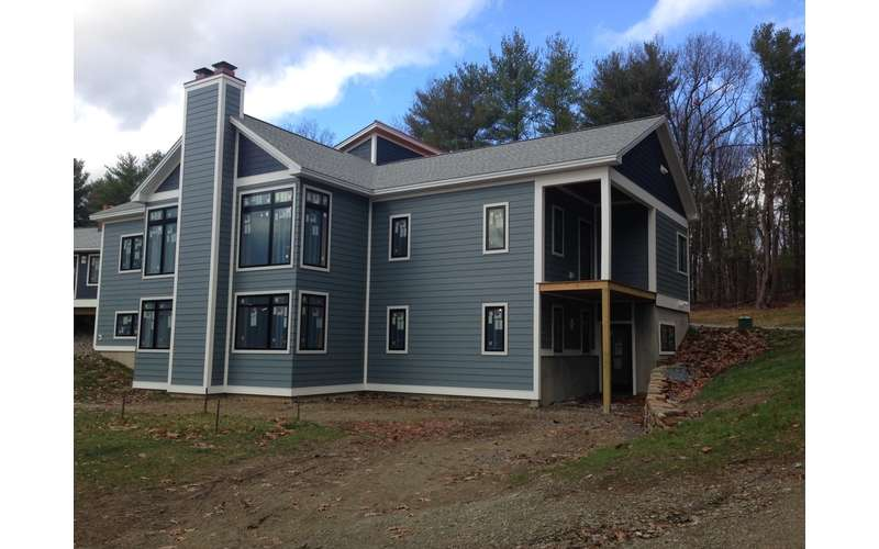 Custom built homes that are efficient beautiful for Panelized homes new york