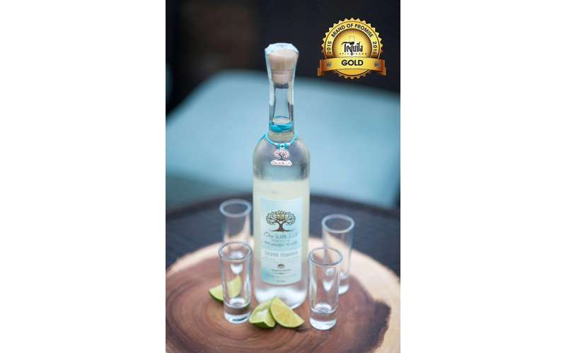 Our very own One With Life Tequila