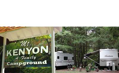Mt. Kenyon Campground