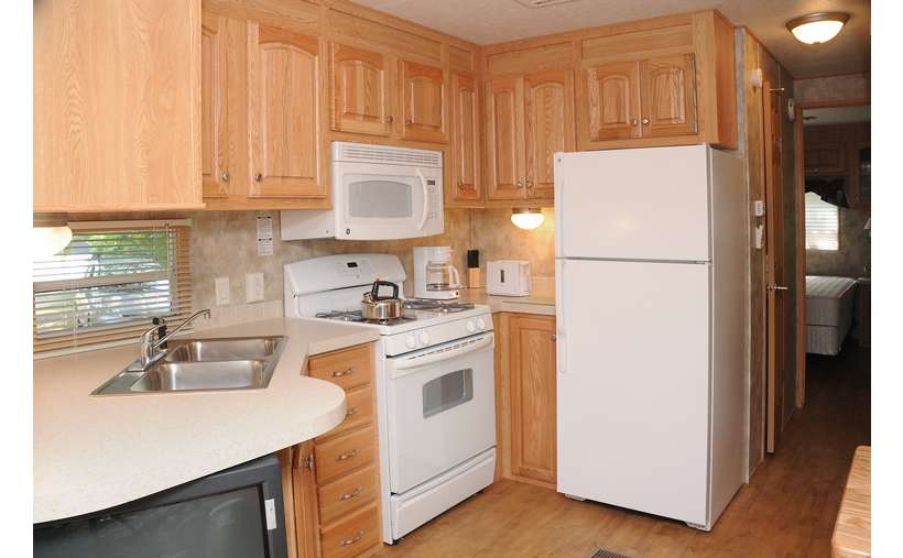 Lake George RV Park Wilderness Lodging Vacation Rentals (9)