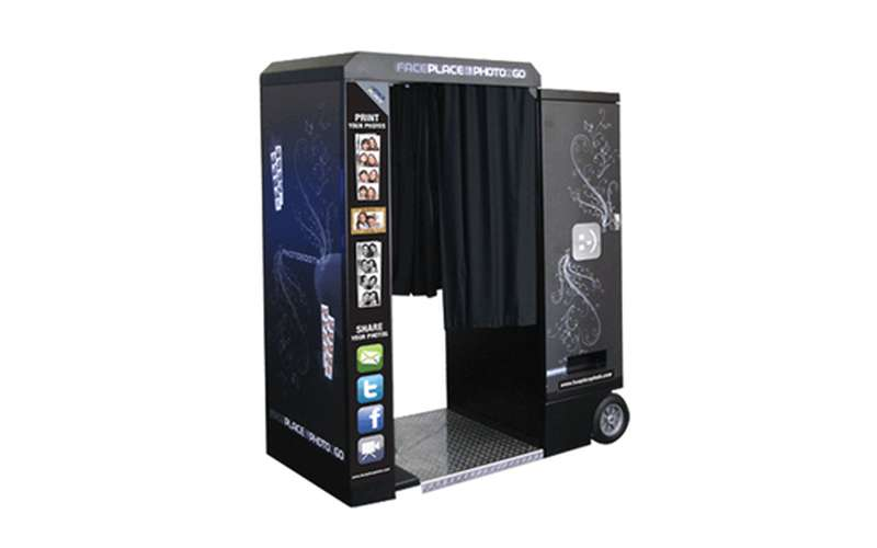 Offering Photo Booth Rental