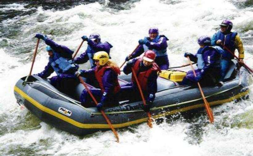 a Whitewater Rafting  trip down the mighty Hudson is an unbelievably beautiful adventure from April-mid-October