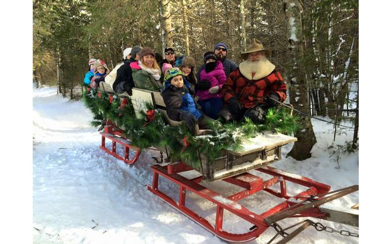 Country Dreams Farm  and    Adirondack Sleigh Rides (2)