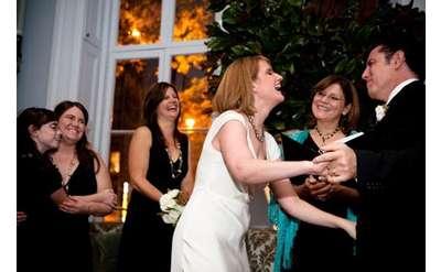 reverend joy burke saratoga wedding officiant