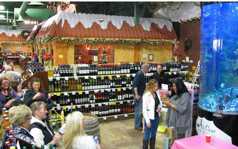 All Star Wine And Spirits Liquor Store In Latham Ny