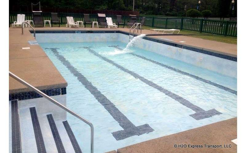 H2o Express Transport Llc Pool Water Delivery For
