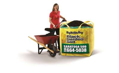 Big Yellow Bag Soil Delivery Service