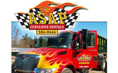 ASAP Container Rentals Delivery