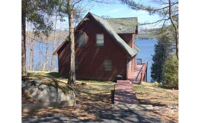 Sweet Serenity on Schroon Lake: Experience life by the waterfront!