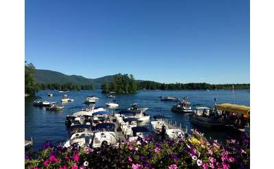 Lots of boats are available at Chic's Marina for rental or purchase.