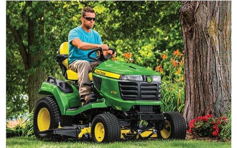 Man On Tractor Lawn Enforcment : Falls farm garden equipment co in hudson ny