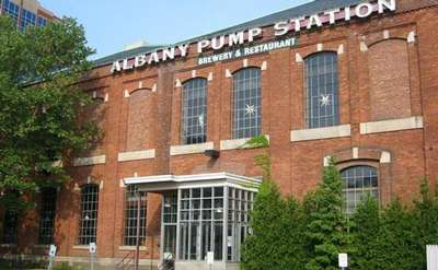 The Albany Pump Station