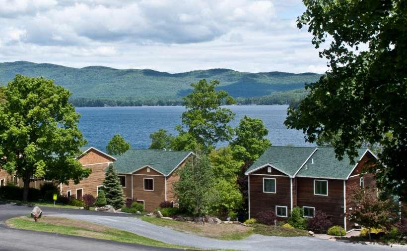 Sun castle resort on lake george lake george 12845 for Lake george cabins and rv park lake george co