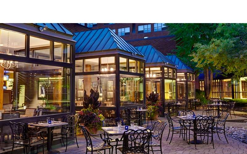The Saratoga Hilton A Contemporary Full Service Hotel In Saratoga Springs Ny
