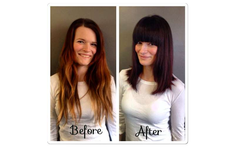 Transformational makeover {crafted by Jaysie}