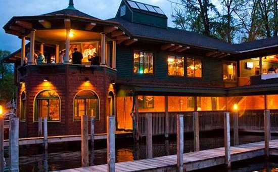 The Boathouse Restaurant Lake George