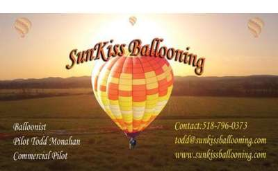 SunKiss Business Card