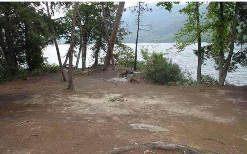 Hermit Island Camping Lake George Ny