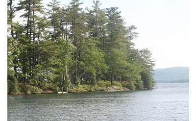 Mohican Island - Part of the Glen Island Group