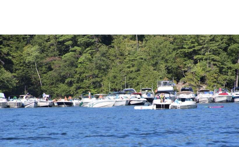 Red Rock Bay Cruiser Site Island Camping In Lake George