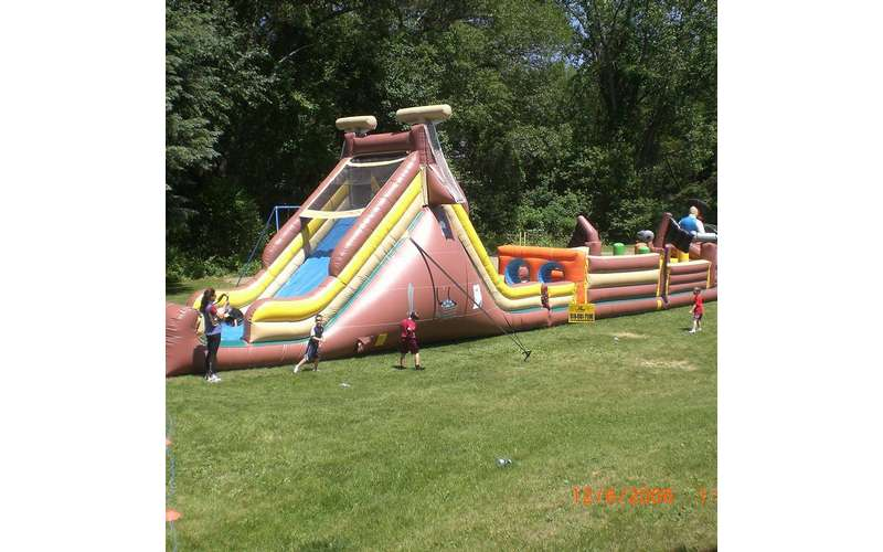 Jumping Bean Party Rental -- Bounce Houses, Waterslides, Food Machines, Tents, Tables & More (15)