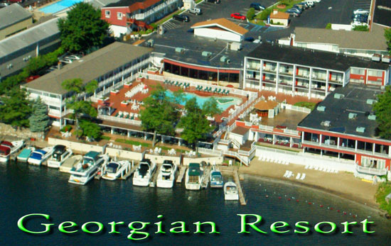 Georgian Resort