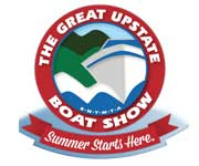 The Great Upstate Boat Show: 4 Pack of Tickets Giveaway!