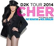 Cher Tickets Giveaway ($200+ value!)