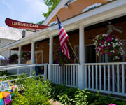 Win $50 to UpRiver Cafe in Lake Luzerne, NY!