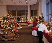 Saratoga Festival of Trees: Preview Reception