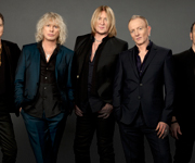Win Tickets to See Def Leppard with Styx & Tesla on July 24th at SPAC