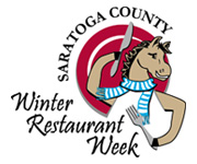 Saratoga County Winter Restaurant Week Giveaway